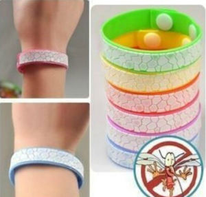 OEM Multi Color Insect-Repellent Wristband pictures & photos
