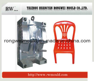 Leisure Injection Plastic Armless Chair Mould