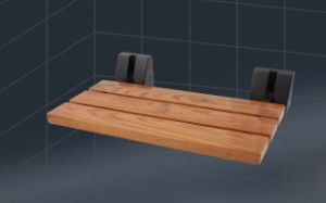 Incredible Bathroom Shower Seat Folding Chair Wooden Chair Wall Mounted Folding Shower Seat Download Free Architecture Designs Grimeyleaguecom