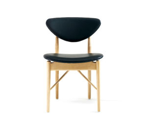 Wood Danish Design Cafe Chair