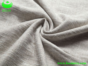 Polyester Viscose Sofa Linen Fabric (BS6012) pictures & photos