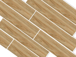 150*600mm Rustic Wooden Floor Tile (RL6G071)