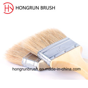 Wooden Handle Paint Brush (HYW0324) pictures & photos