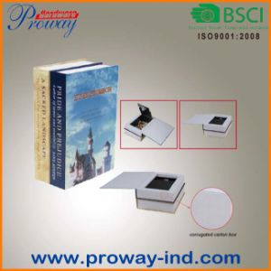 Hot Selling Book Safe Box with Key Lock (B-22FCD) pictures & photos