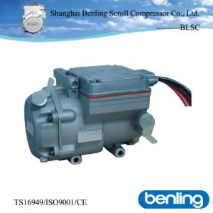 Dm18A7 12V DC Air Conditioner Compressor for Heavy Duty Cabin Roof Top Air  Conditioner