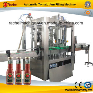 Fruit Paste Automatic Filling Capping Machine pictures & photos