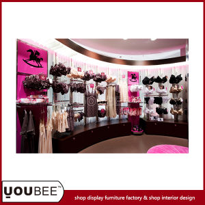 7738012b660 China Factory Supply Ladies′ Lingerie Display Furnitures for Underwear Shop  Interior Decoration - China Lingerie Shop Design