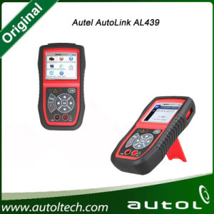 2016 Original Autel Autolink Al439 Obdii & Can Code Reader Scan Tool Update Online Autel Al439 Support Multi-Language pictures & photos