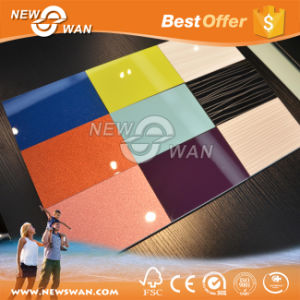 UV MDF for Cupboard/Furniture (UV MDF Boards/UV High Gloss) pictures & photos