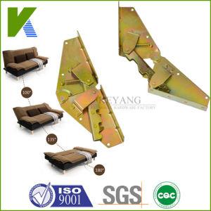 China Metal Click Clack Futon Sofa Bed