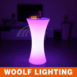 Ordinaire Hot Sale Commercial Light Up LED Bar Table