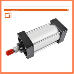 Pneumatic Cylinder with Pull Rod Type pictures & photos