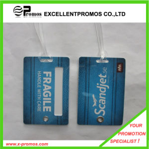 Advertising Top Quality Logo Printed Custom Luggage Tag (EP-L8298) pictures & photos