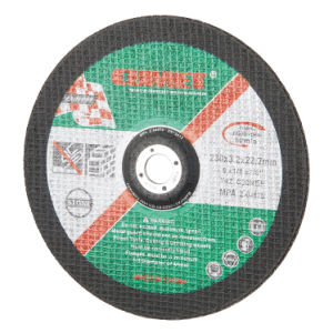 T 41 Cutting Disc for Stone (180X3.2X22.2mm) Abrasive with MPa Certificates pictures & photos