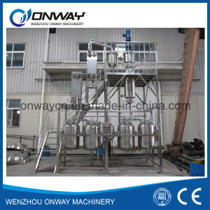 High Efficient Agitated Thin Film Distiller Oil Recycling Machine
