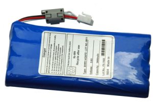 Replacement Vital Signs Monitor / ECG Battery for Fukuda Fx-7402
