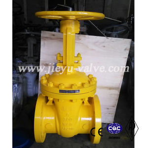 API ANSI Class 300lb Rising Stem Gate Valve pictures & photos