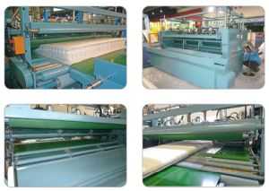 Automatic Mattress Kneading Roll Packing Machine (LR-KP-25P) pictures & photos