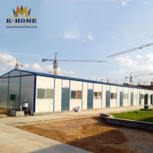Construction Site Prefabricated Temporary Accommodation House
