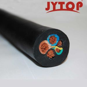 Flexible Rubber Cable with Copper Conductor pictures & photos