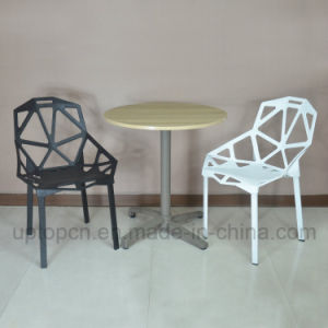 China Commercial Indoor Canteen Table And Chair Set SPCT - Commercial table and chair sets