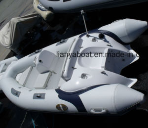 Liya 4men Inflatable Boat with Motor China Rib Boats for Sale pictures & photos