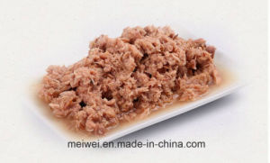 185g Fish Canned Tuna Shredded in Oil pictures & photos