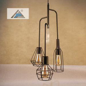 Stylish Pendant Lamp Filament Bulb