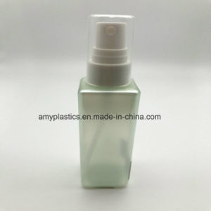 Spray Square Bottle for Cosmetic Package