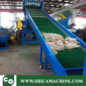 PP PE Film Suqeezer Dryer Granulator for Plastic Washing Line pictures & photos