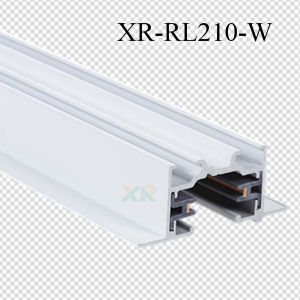 Three Colors Recessed 2 Wires Lighting Track System (XR-RL210)