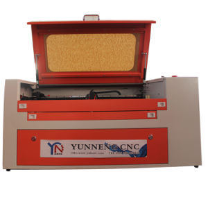 60W Automatic Laser Engraving Machine with Ce/FDA/SGS pictures & photos