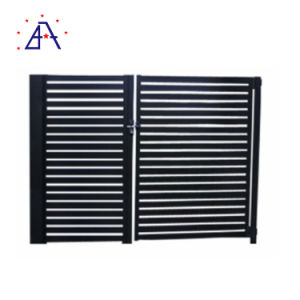 Aluminum Decorative Fence Gates Panels with as Certification