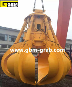 Electro Hydraulic Multiple Tine Steel Scrap Grab Buckets pictures & photos