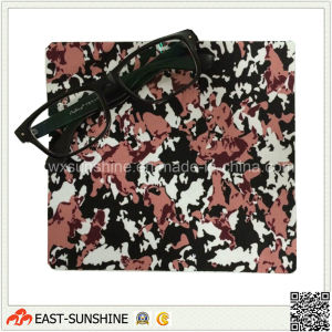 Digital Transfer Printing Cloth for Eyewear (DH-MC0321) pictures & photos
