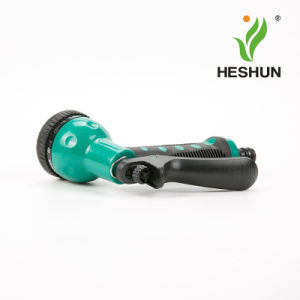 ABS Plastic High Pressure 7 Function Garden Hose Spray Gun pictures & photos