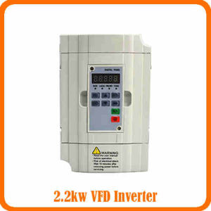 Shenzhen Hongchuan V8 Series 2 2kw/3HP Variable Frequency  Drive/VFD/Frequency Inverter/Frequency Controller/AC Motor Drive/Speed  Controller