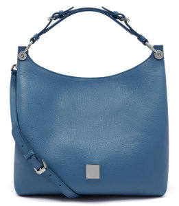Classiclarge Shoulder Bag Leathre Handbag (LDO-15258 blue) pictures & photos