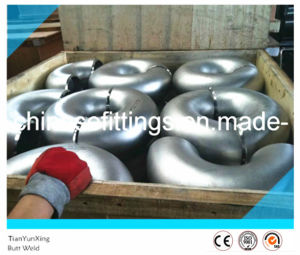180 Degree Seamless Butt Weld Lr Sdss31803 Steel Elbow pictures & photos