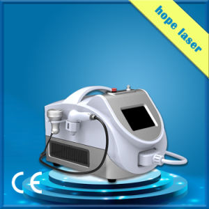 Three System Fractional Thermal RF + IPL +Ultrasound Cavitation Multifunction Machine pictures & photos