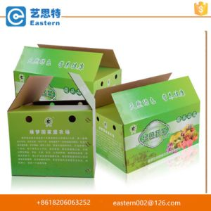 Color Printing Fruit Packaging Box