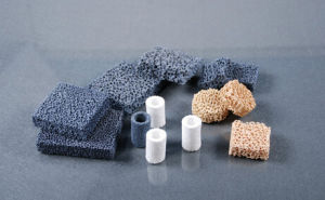 Sic/Silicon Carbide/Zirconia/Alumina Ceramic Foam Filters for Foundry pictures & photos