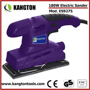 180W Electric Hand Sander Finishing Sander pictures & photos