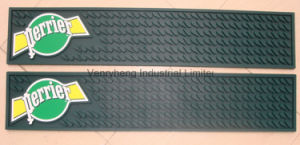 PVC Bar Mat Bar Runner Placemat Beer Mat Cup Mat