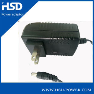 Wallmount 10W 5V AC DC Adapter with UL and CE (HST10S050)