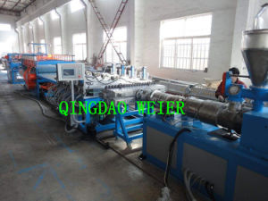 WPC Construction Template Extrusion Machine pictures & photos