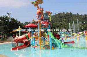 Water Spray Park Fiberglass Equipment pictures & photos