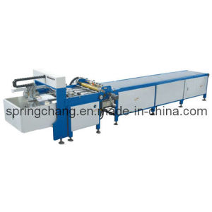 Automatic Book Case Feeding & Gluing Machine (TY-600A) pictures & photos