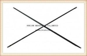 Galvanized Angle Iron Scaffolding Cross Brace