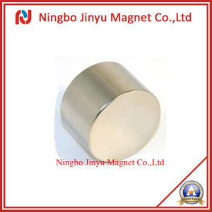Permanent Sintered Disc Magnet
